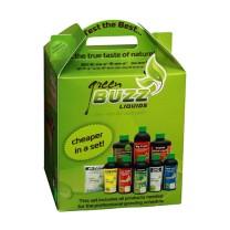 Green Buzz Liquids Starter Set Profi NEU
