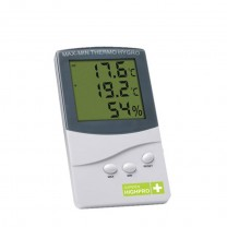 Highpro Thermo-Hygrometer Medium