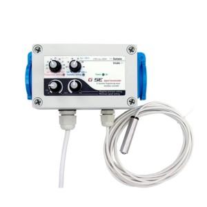 Dig. Fan-Controller Feuchtigkeit, Temperatur und Unterdruck