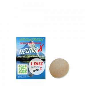 Growfresh Neutrax Disc 12 g