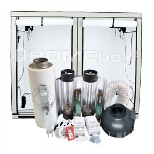 Homebox Set Ambient R 240 Cooltube Eco