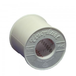 Klebeband PVC 5 cm weiß