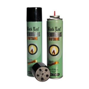 Near Dark Premium Butan Gas