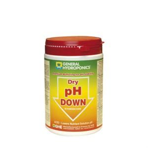 General Hydroponics pH- Pulver 250 g