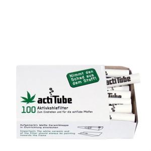 ActiTube Filter 100 Stück