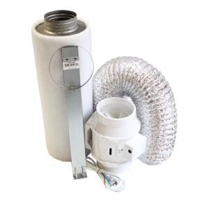 Lüfterset 550 m³ ECO Ventilution