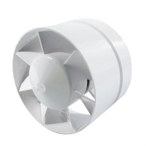 Ventilution Axiallüfter 185 m³ 125 mm Stufenanschluss