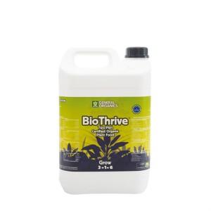 General Organics Bio Thrive Grow 5 Liter