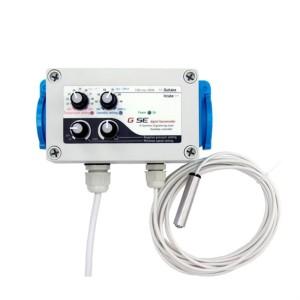 Dig. Fan-Controller Temperatur, MinMax und Hysteresiseinste
