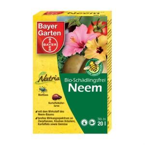 Bayer Bio Schädlingsfrei Neem 60 ml