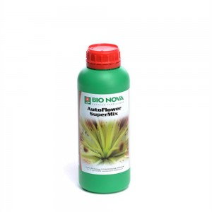 Bio Nova Auto Flowering Super Mix 1 Liter