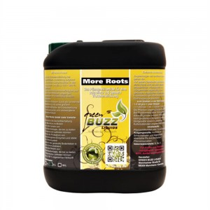 Green Buzz More Roots 5 Liter