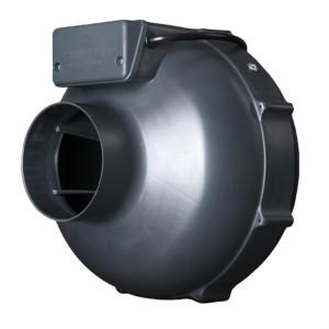 PK Ventilator 100 mm, 2-Stufen 160/280 m³ mit Netzstecker