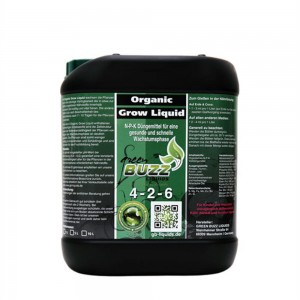Green Buzz Organic Grow Liquid 5 Liter