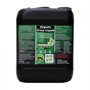 Green Buzz Organic Grow Liquid 10 Liter