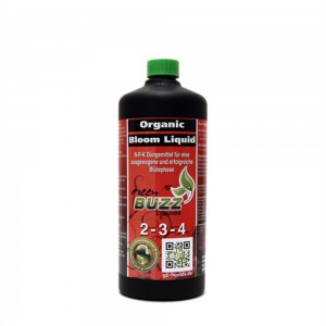 Green Buzz Organic Bloom Liquid 1 Liter