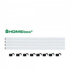 Homebox Fixture Poles Q 100