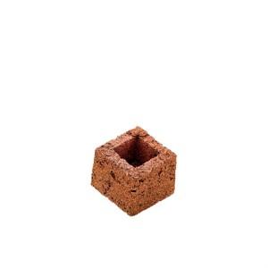Eazy Block, 7,5 x 6,5 x 6,5 cm mit 38 mm Loch