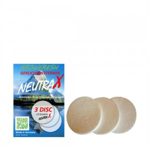Growfresh Neutrax Disc 12 g  3 Stk