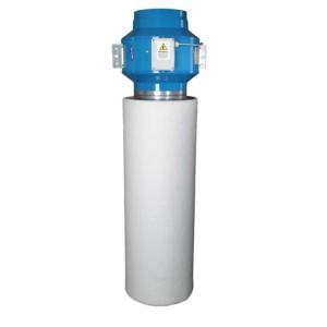 PK Lüfterset Blue Line 4800 m³ mit Filter