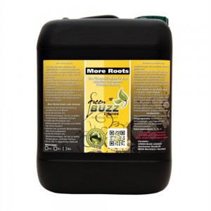 Green Buzz More Roots 10 Liter