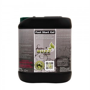 Green Buzz Fast Start Gel 5 Liter