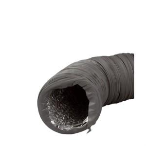 Spiral Luftschlauch PE/Alu 127 mm, 10 m