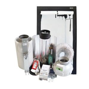 Homebox Set Evolution Q 120 Cooltube Eco