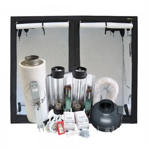 Homebox Set Evolution R 240 Cooltube Eco