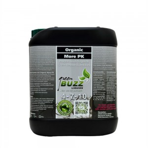 Green Buzz Organic More PK 5 Liter