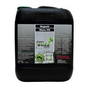 Green Buzz Organic More PK 10 Liter