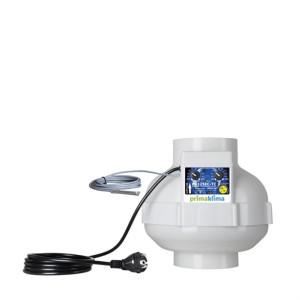 PK Ventilator 125 mm, EC 680 m³ mit integr. Fancontroller