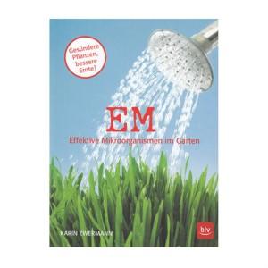 EM Effekt. Mikroorganismen im Garten