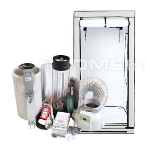 Homebox Set Ambient Q 100 Cooltube Profi