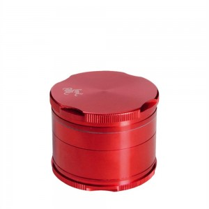 Grinder New Edge 4-tlg 35 mm rot