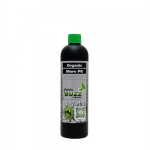 Green Buzz Organic More PK 100 ml
