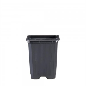 TEKU Topf 7 x 7 x 8 cm Weichplastik