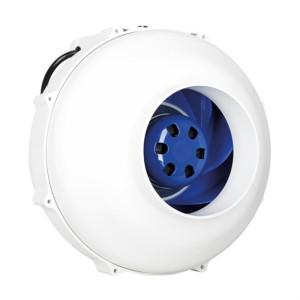 Pk Ventilator 125 mm, EC 680 m³ blue - RJ45