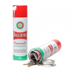 "Dosentresor ""Ballistol"""
