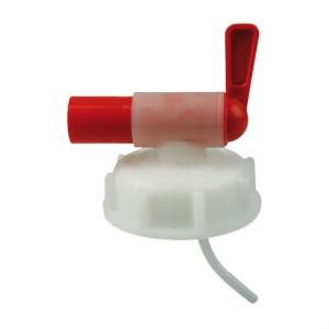 Ballonausgießhahn für 10 Liter Kanister