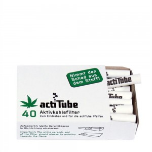 ActiTube Filter 40 Stück
