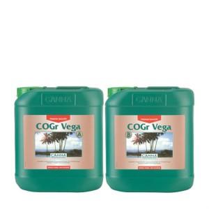 Canna Cogr Vega A & B 5 Liter