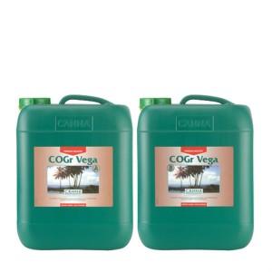 Canna Cogr Vega A & B 10 Liter