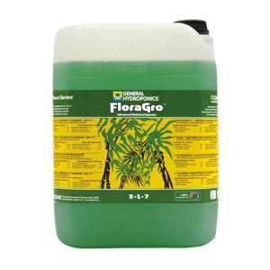 General Hydroponics Flora Gro 10 Liter