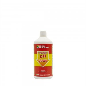 General Hydroponics pH- Buffer 500 ml