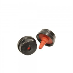 Knopftropfer 2 l/h 5 mm