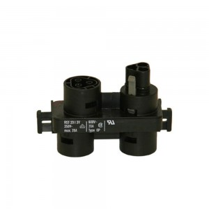 Sanlight Q-Serie Gen2 4er-Verteilerblock