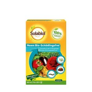 Solabiol Neem Bio-Schädlingsfrei 60 ml