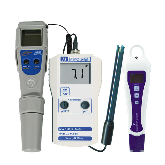 Messgeräte pH & EC
