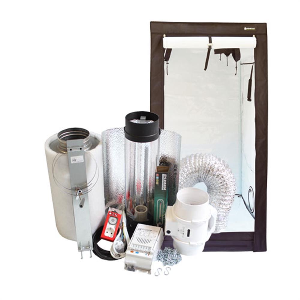 Homebox Set Evolution Q 100 Cooltube Profi